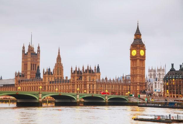 O Big Ben é um dos principais pontos turísticos da cidade (Foto: Thinkstock)