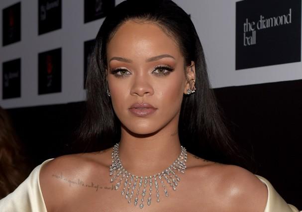 Rihanna poderosíssima (Foto: Getty Images)