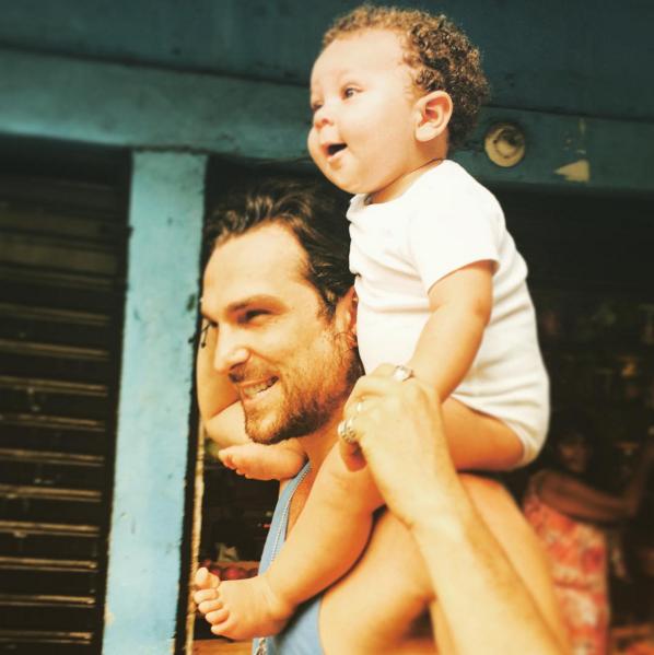 Igor Rickli comemora o primeiro aniversário do filho (Foto: Reprodução/Instagram)