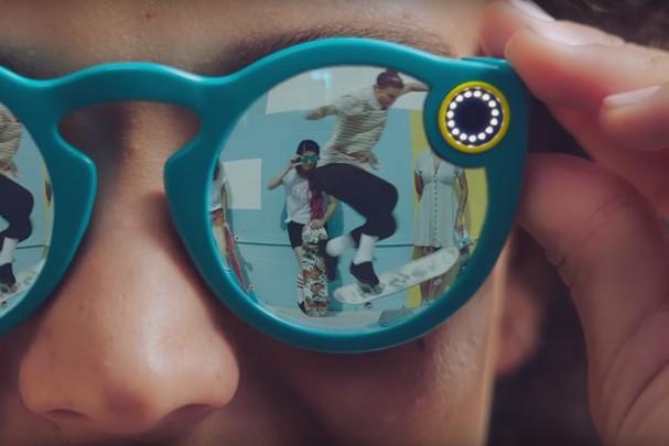 Snapchat lançará óculos (Foto: Reprodução)
