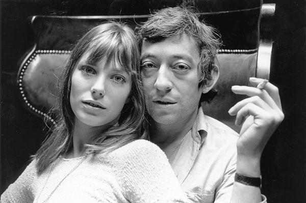 Jane Birkin e Serge Gainsbourg (Foto: gettyimages)