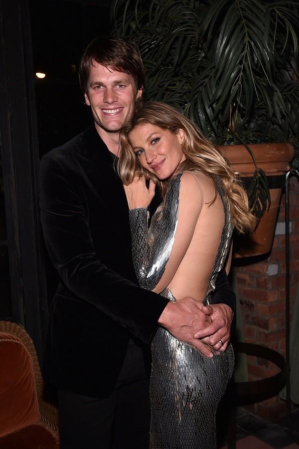 Tom Brady e Gisele Bundchen (Foto: getty images)