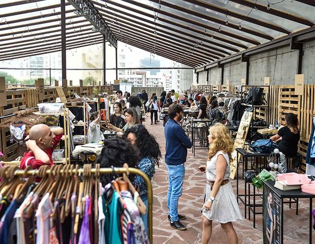 Brasil Eco Fashion Week (Foto: Agência Fotosite)